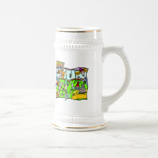 Got To Party 50th Birthday Gifts Beer Steins
