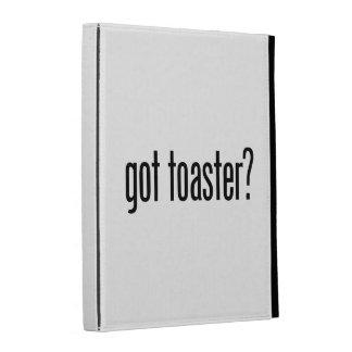 got toaster iPad case