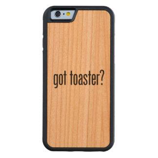got toaster cherry iPhone 6 bumper