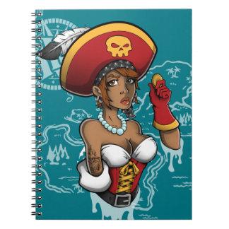 Got Treasure Notebook