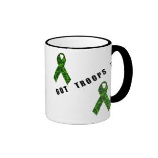 got troops? ringer mug