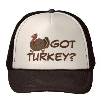 Got Turkey for Thanksgiving Hat