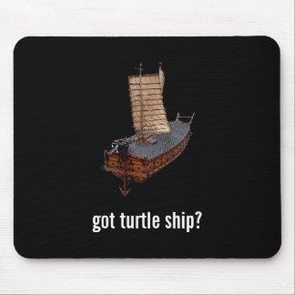 Got Turtle Ship? Mousepad