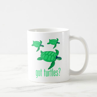 Got Turtles? Coffee Mug