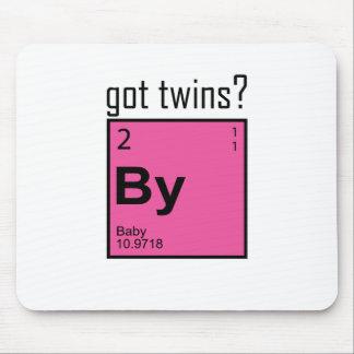 Got Twins Element Mouse Pad!