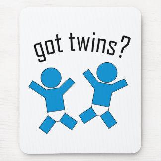 Got Twins? Mouse Pad