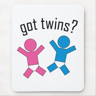 Got Twins Mousepad
