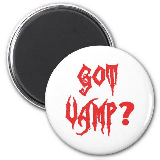 Got Vamp? Magnets