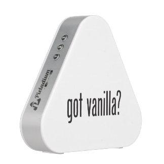 got vanilla speaker