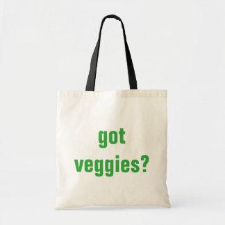 Got Veggies? ~ garden tote ~ shopping bag ~ funny