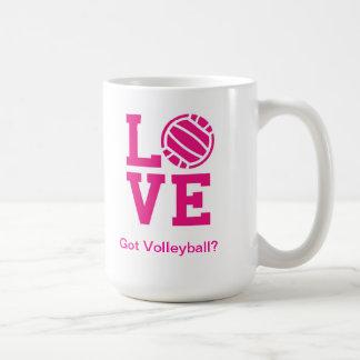 Got Volleyball coffee mug