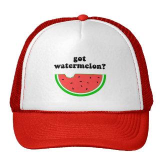 Got watermelon? cap