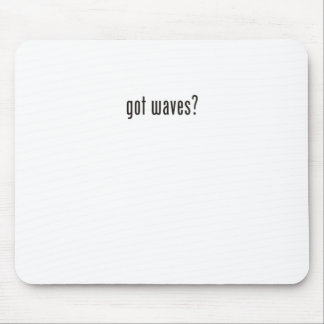 got waves mouse pad
