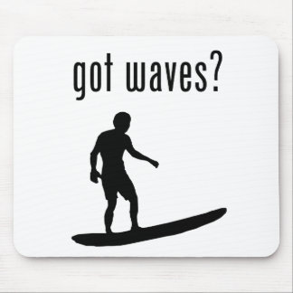 got waves mouse pads