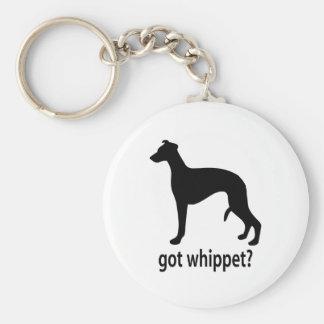 Got Whippet Key Ring