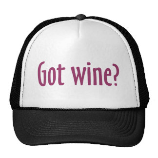 Got Wine Hat