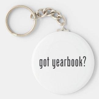 got yearbook? key ring