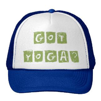 Got Yoga? Gift Cap