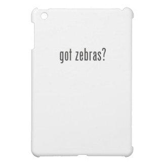 got zebras? iPad mini cover