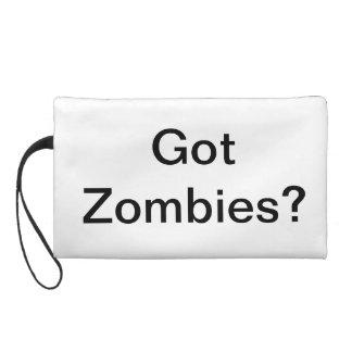 Got Zombies Wristlet