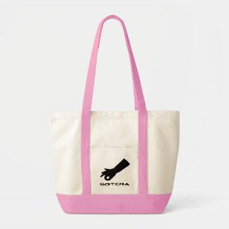 Gotcha Canvas Bag