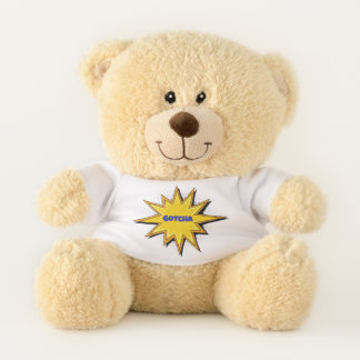 Gotcha - Forever Family - Adpotion Design Teddy Bear