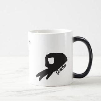 Gotcha Game Morph Mug Custom Name Option