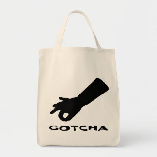 Gotcha Grocery Tote Bag