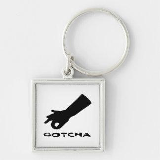 Gotcha Keychains