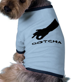 Gotcha Ringer Dog Shirt