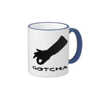 Gotcha Ringer Mug