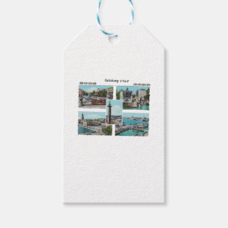 Goteborg 1965 gift tags