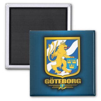 Goteborg Square Magnet