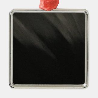 Goth Black Metal Ornament
