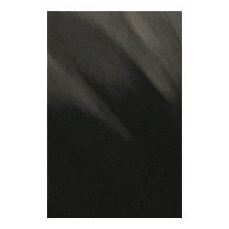 Goth Black Stationery