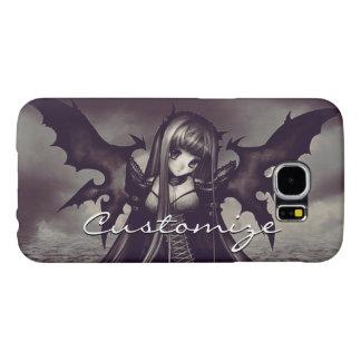 Goth Dark Fairy Anime
