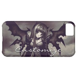 Goth Dark Fairy Anime iPhone 5C Case