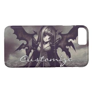 Goth Dark Fairy Anime iPhone 8/7 Case
