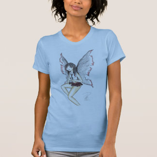"""""""Goth Fairy"""" Ladies Tank Top (Fitted)"""