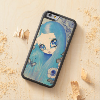 "Goth Girl : ""Christine"" Maple iPhone 6 Bumper"