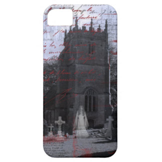 Goth Haunted Cemetery iPhone Case-Mate iPhone 5 Cover