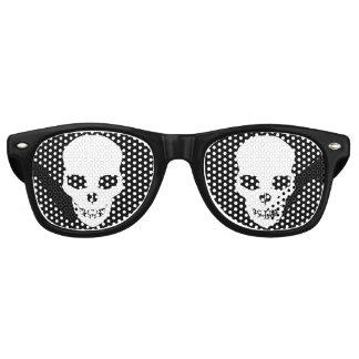 Goth Skull Retro Sunglasses