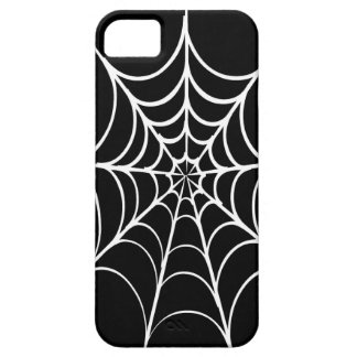 Goth Spider Web iPhone 5 Cases