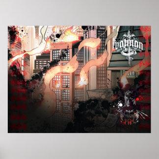 Gotham Burning Poster