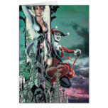 Gotham City Sirens Cv12_R1 Greeting Card