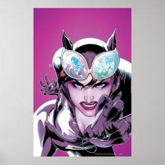Gotham City Sirens Cv2 Print