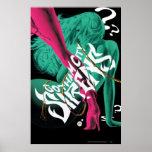 Gotham City Sirens Cv3 r2 Print