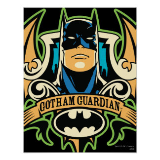 Gotham Guardian Poster