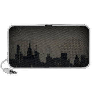 Gotham NYC Skyline Portable Speaker