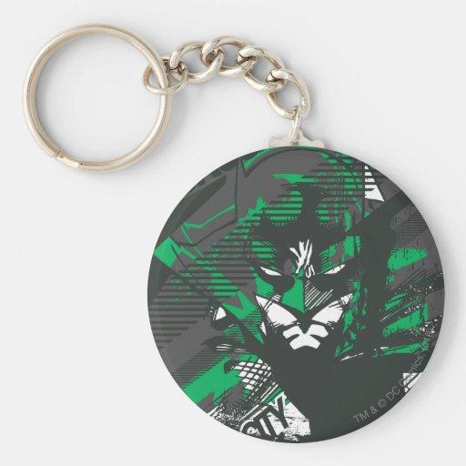 Gotham's Caped Crusader Keychains